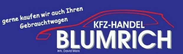 KFZ-Handel Firma Blumrich Inhaber David Marx